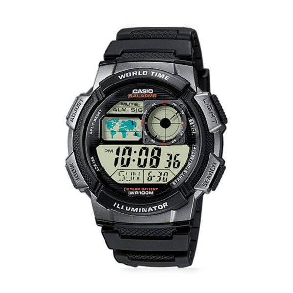 Reloj Casio COLLECTION Hombre AE-1000W-1BVEF digital cronógrafo