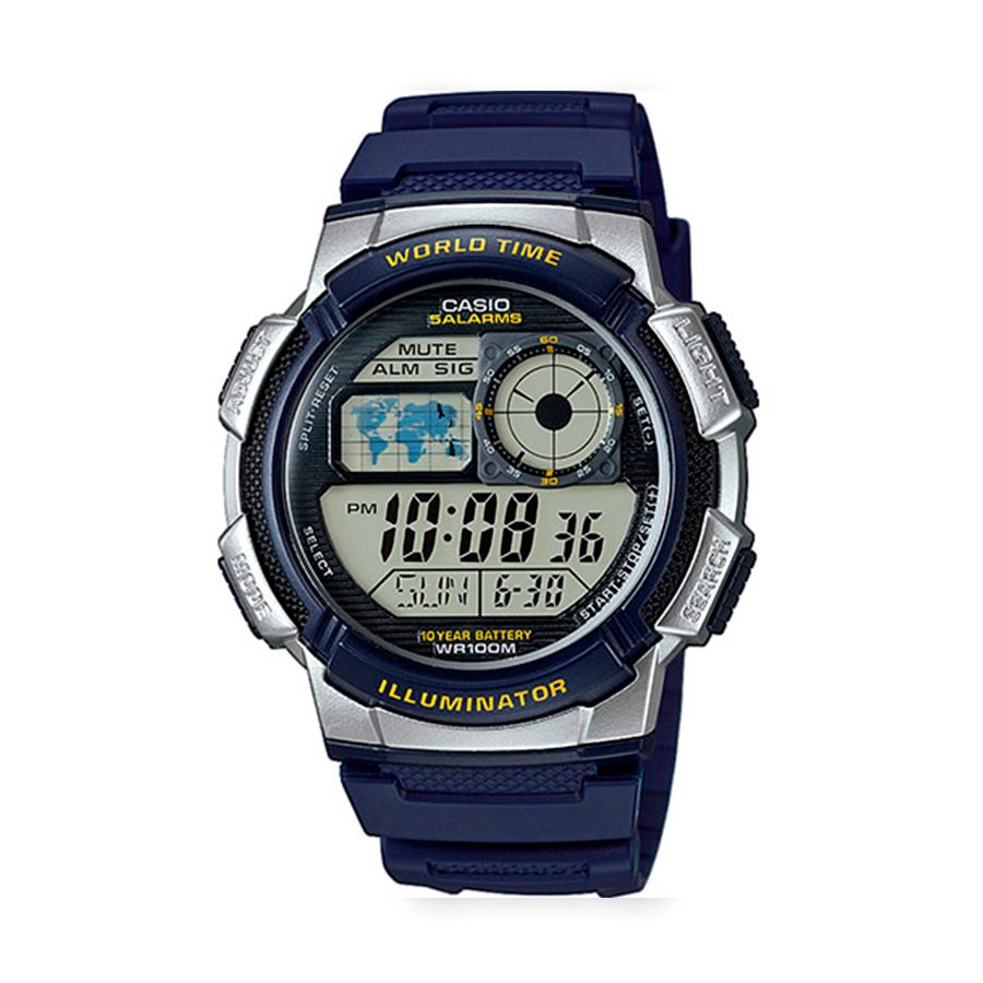 Reloj Casio COLLECTION Hombre AE-1000W-2AVEF digital cronógrafo