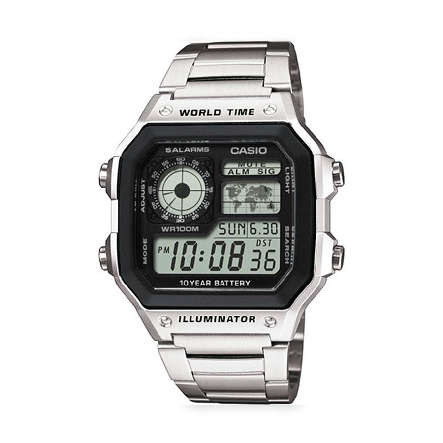 Reloj Casio COLLECTION Hombre AE-1200WHD-1AVEF digital cronografo