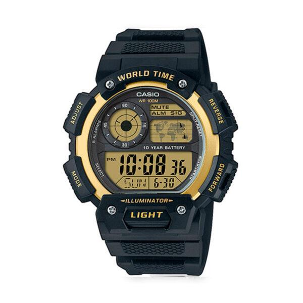 Reloj Casio COLLECTION Hombre AE-1400WH-9AVEF digital cronografo