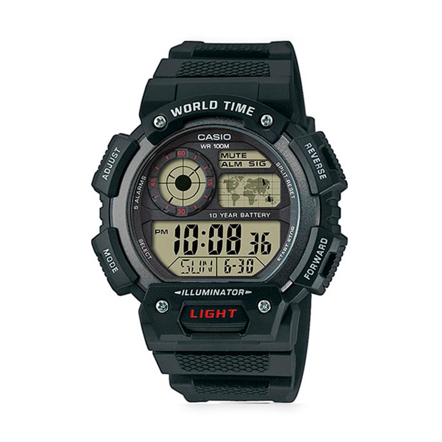 Reloj Casio COLLECTION Hombre AE-1400WHD-1AVEF digital cronografo