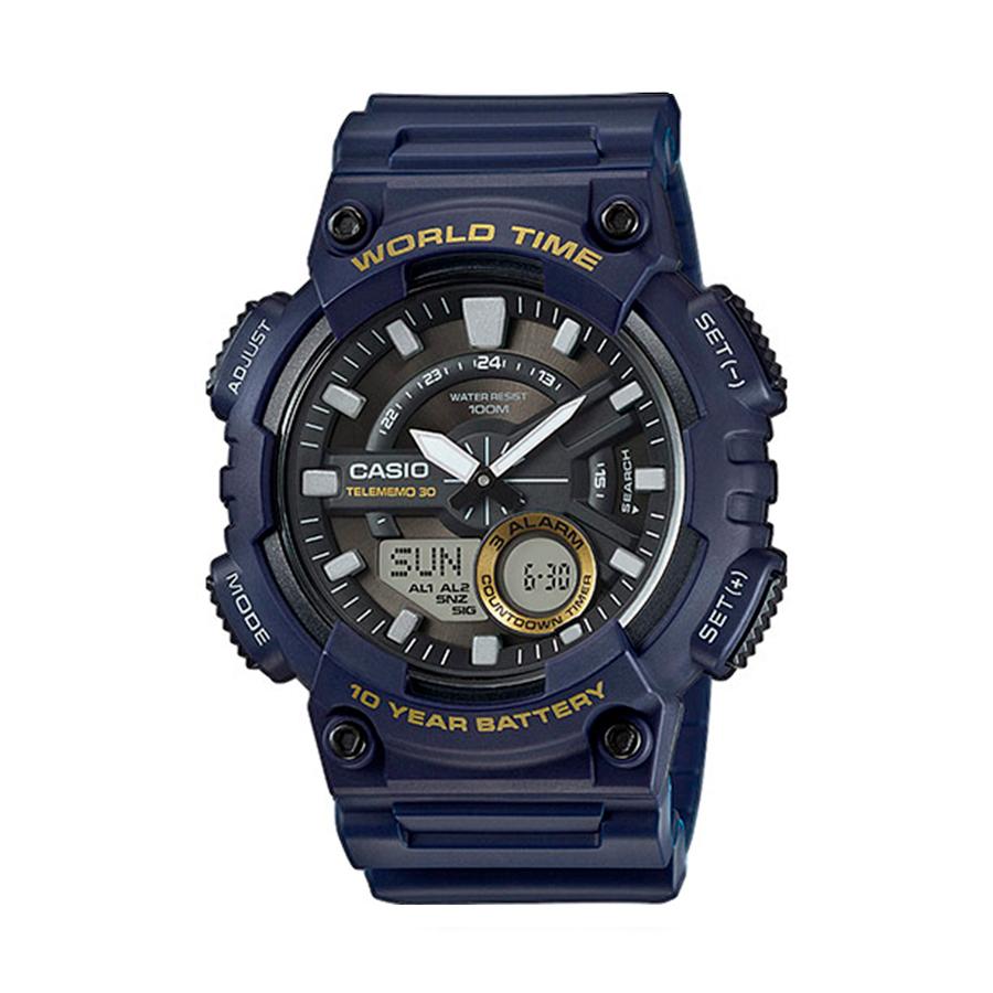 Reloj Casio COLLECTION Hombre AEQ-110W-2AVEF digital cronografo