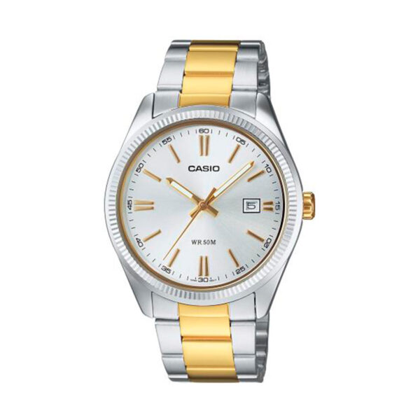 Reloj Casio COLLECTION Hombre MTP-1302PSG-7AVEF analogico calendario