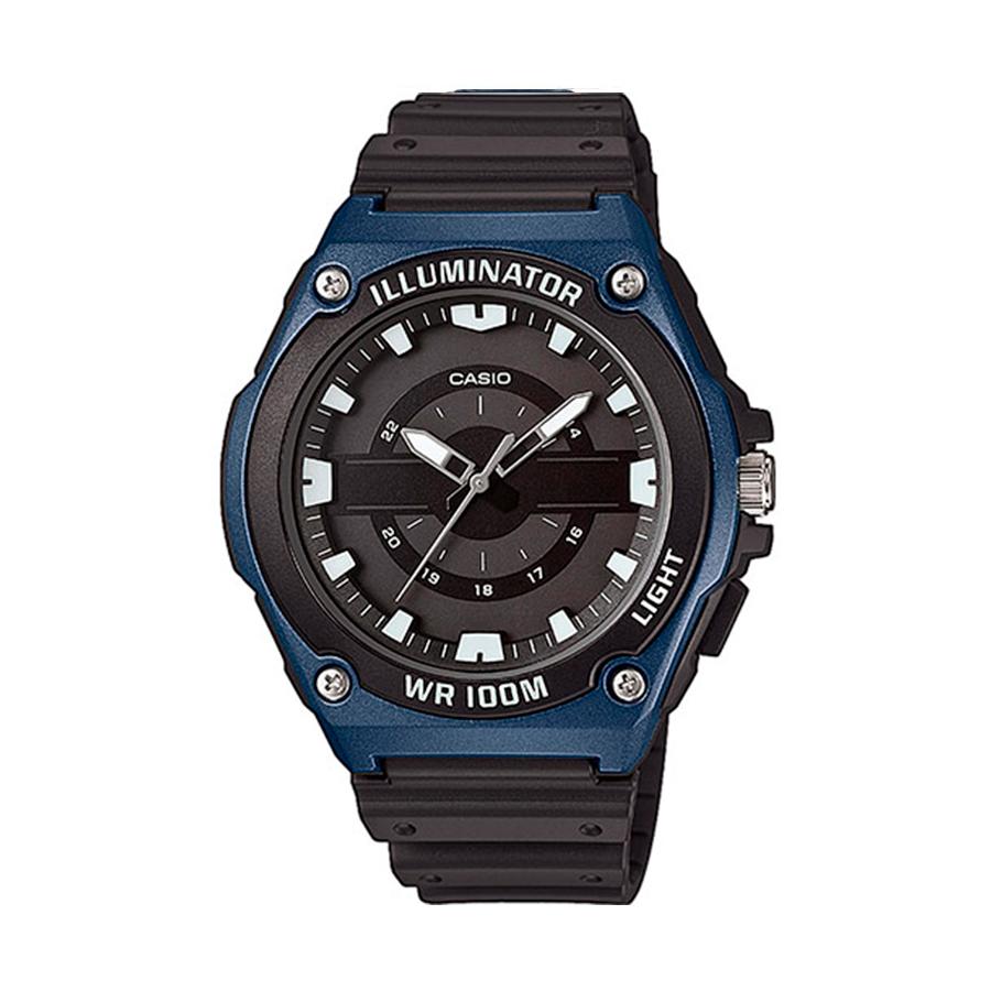 Reloj Casio COLLECTION Hombre MWC-100H-2AVEF analogico