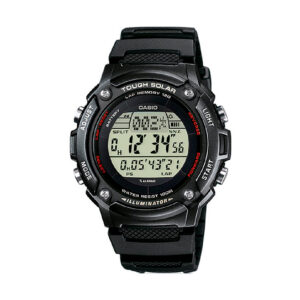 Reloj Casio COLLECTION Hombre W-S200H-1BVEF Touch solar