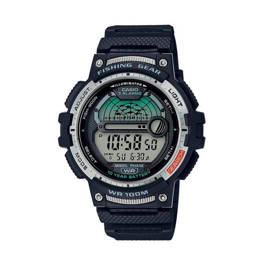 Reloj Casio COLLECTION Hombre WS-1200H-1AVEF digital cronografo