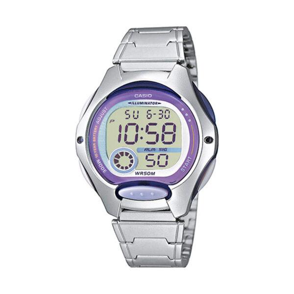 Reloj Casio COLLECTION Mujer LW-200D-6AVEF digital cronografo