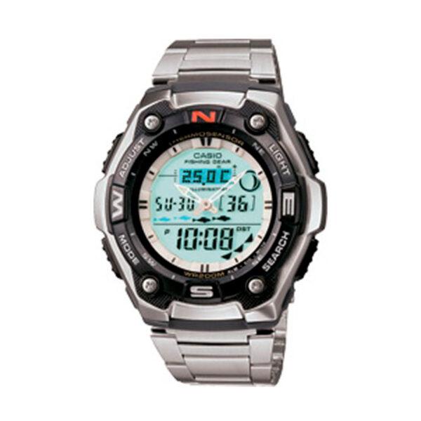Reloj Casio COLLECTION Unisex AQW-101D-1AVDR digital cronografo