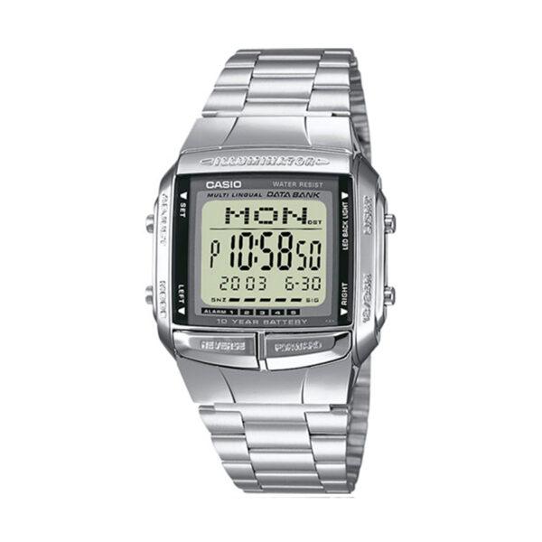 Reloj Casio COLLECTION Unisex DB-360N-1AEF digital cronografo