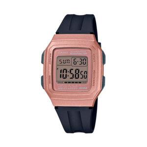 Reloj Casio COLLECTION Unisex F-201WAM-5AVEF digital cronografo