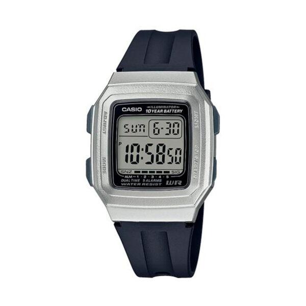 Reloj Casio COLLECTION Unisex F-201WAM-7AVEF digital cronografo