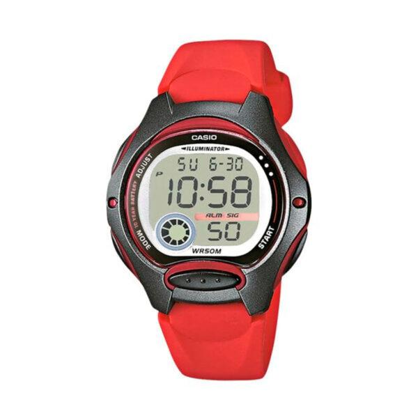Reloj Casio COLLECTION Unisex LW-200-4AVEG digital cronografo