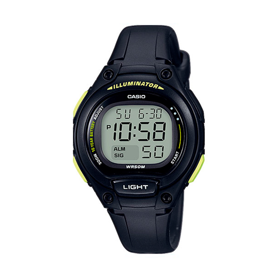 Reloj Casio COLLECTION Unisex LW-203-1BVEF digital cronografo