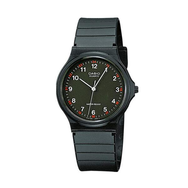 Reloj Casio COLLECTION Unisex MQ-24-1BLLGF analogico