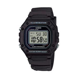 Reloj Casio COLLECTION Unisex W-218H-1AVEF digital cronografo