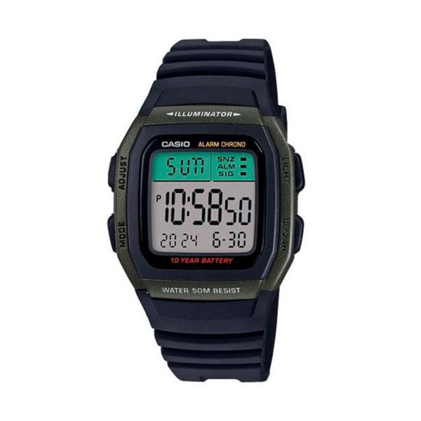 Reloj Casio COLLECTION Unisex W-96H-1AVES digital cronografo
