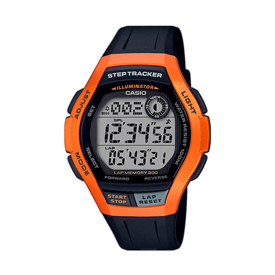 Reloj Casio COLLECTION Unisex WS-2000H-4AVEF digital cronografo