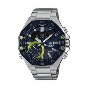 Reloj Casio EDIFICE Hombre ECB-10DB-1AEF Anadigi