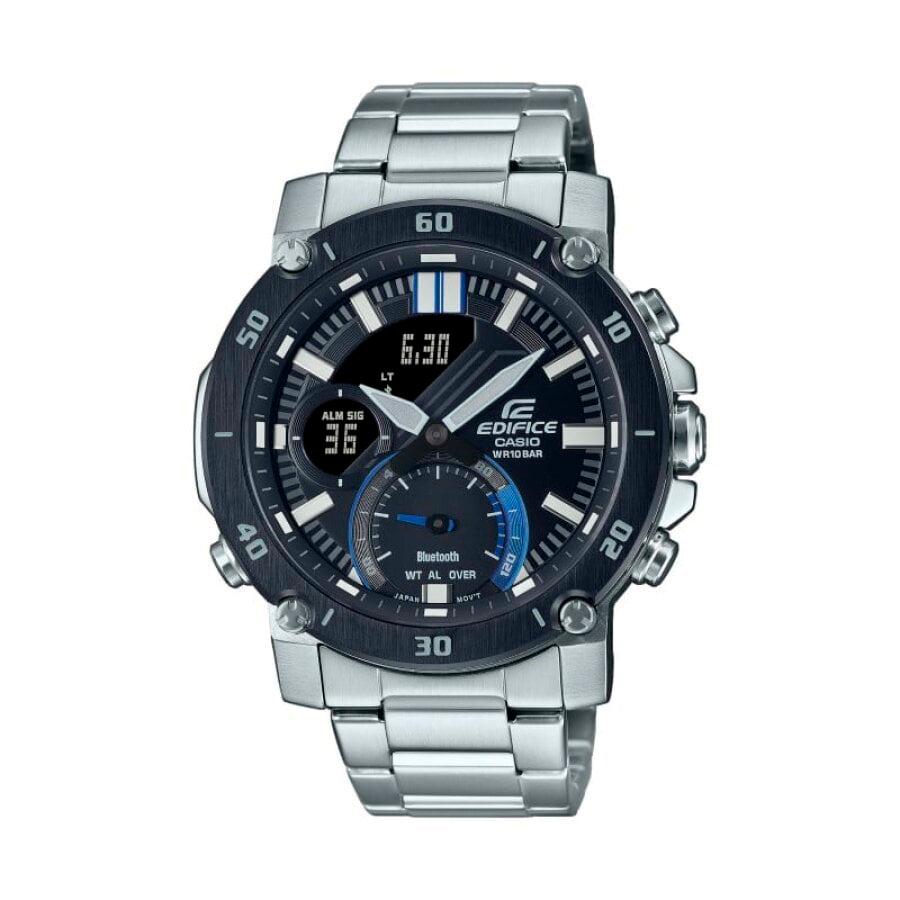 Reloj Casio EDIFICE Hombre ECB-20DB-1AEF Anadigi