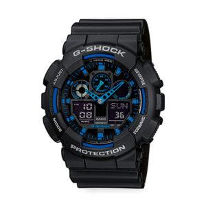 Reloj Casio G-SHOCK Hombre GA-100-1A2ER digital