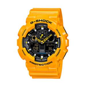 Reloj Casio G-SHOCK Hombre GA-100A-9AER digital