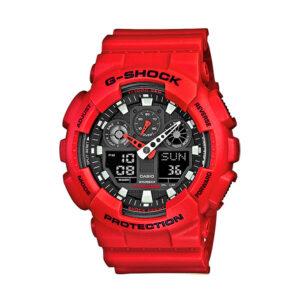 Reloj Casio G-SHOCK Hombre GA-100B-4AER digital