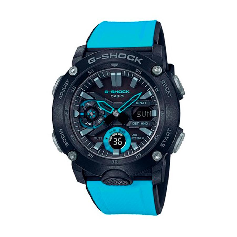 Reloj Casio G-SHOCK Hombre GA-2000-1A2ER digital
