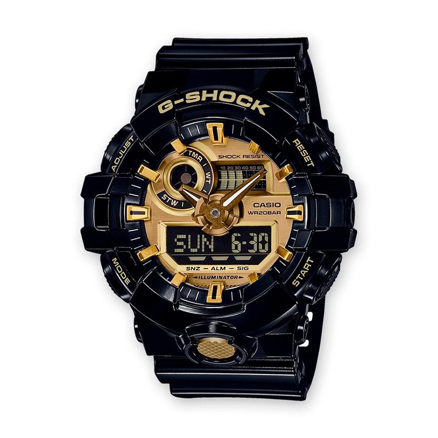Reloj Casio G-SHOCK Hombre GA-710GB-1AER digital