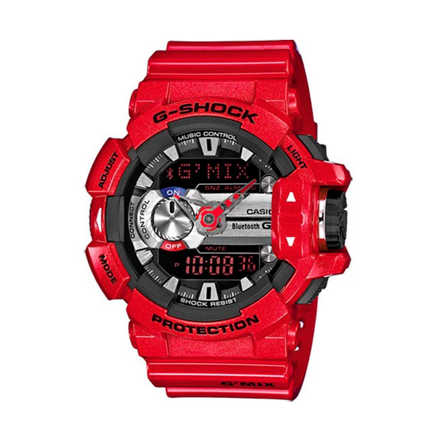 Reloj Casio G-SHOCK Hombre GBA-400-4AER digital
