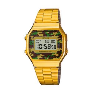 Reloj Casio VINTAGE Unisex A168WEGC-3EF digital