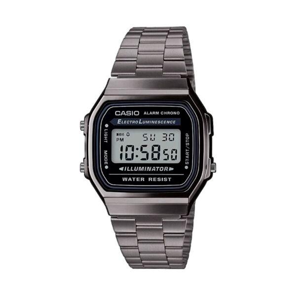 Reloj Casio VINTAGE Unisex A168WEGG-1AEF digital