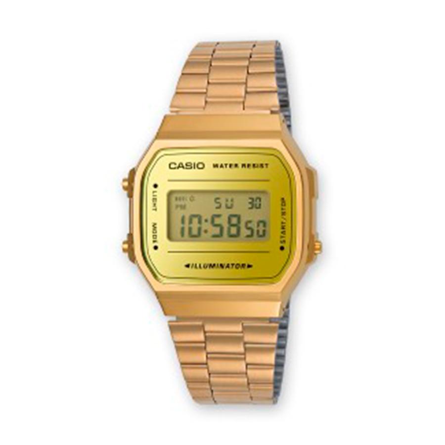Reloj Casio VINTAGE Unisex A168WEGM-9EF digital