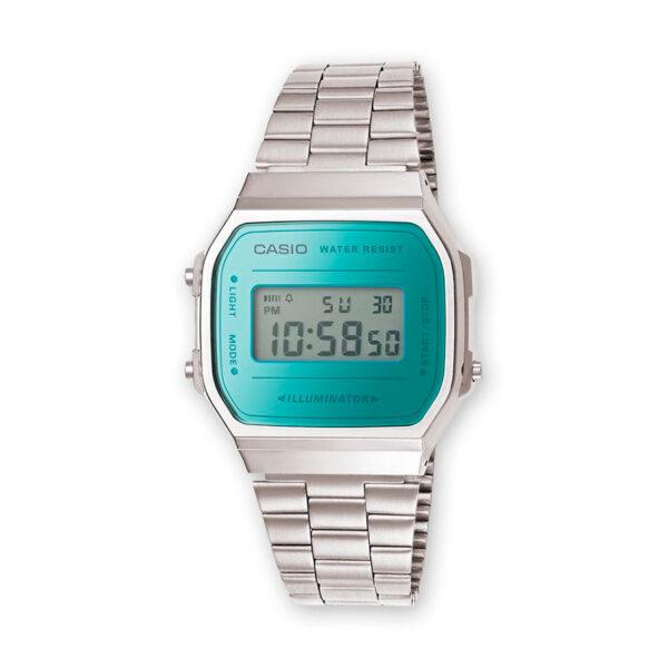 Reloj Casio VINTAGE Unisex A168WEM-2EF digital
