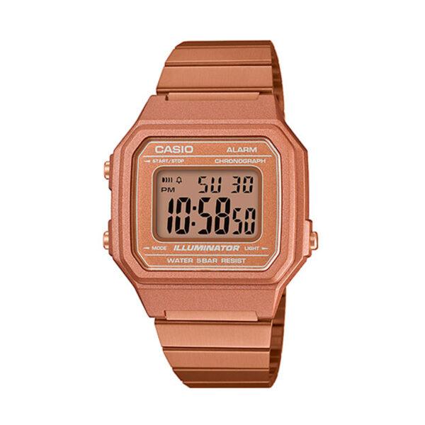 Reloj Casio VINTAGE Unisex B650WC-5AEF digital