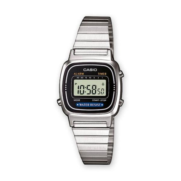 Reloj Casio VINTAGE Unisex LA670WEA-1EF digital