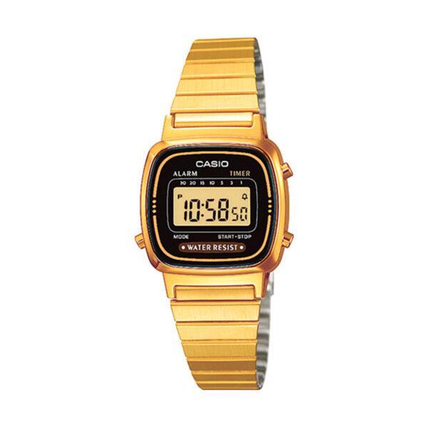 Reloj Casio VINTAGE Unisex LA670WEGA-1EF digital