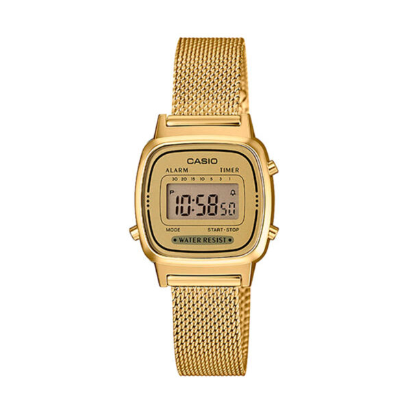 Reloj Casio VINTAGE Unisex LA670WEMY-9EF digital
