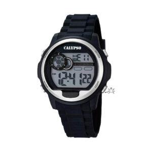 Reloj Calypso Digital for man Hombre K5667-1 Digital correa negra
