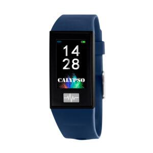 Reloj Calypso Smartime Unisex K8500-5 Pulsera de actividad correa azul