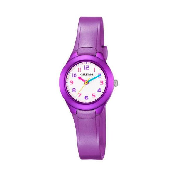 Reloj Calypso Sweet time Niña K5749-4 Correa morada