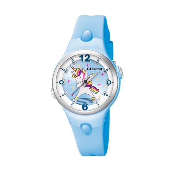 Reloj Calypso Sweet time Niña K5784-4 Correa azul