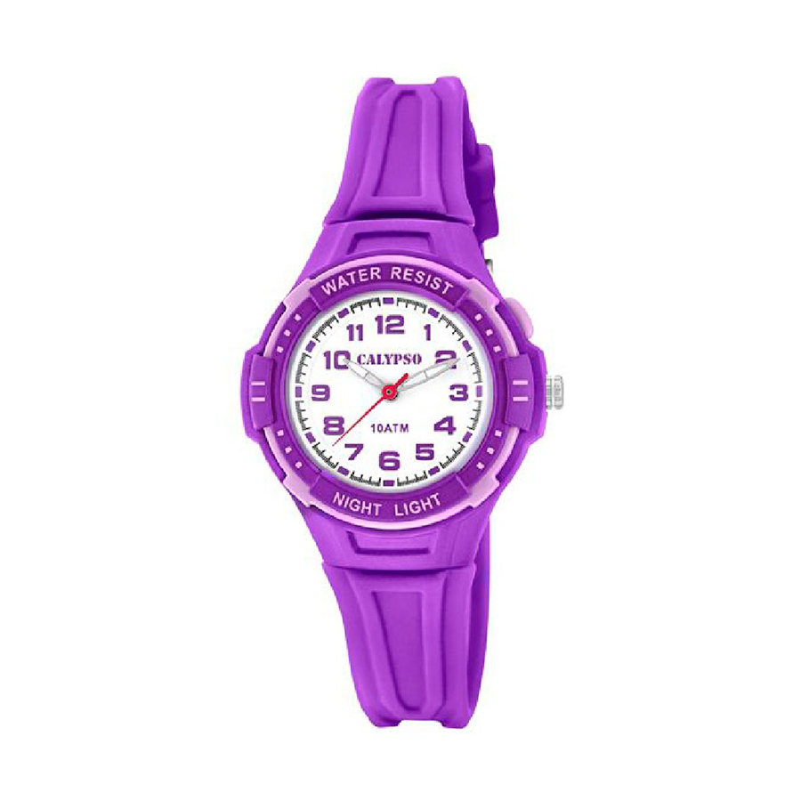 Reloj Calypso Sweet time Niña K6070-4 Correa morada