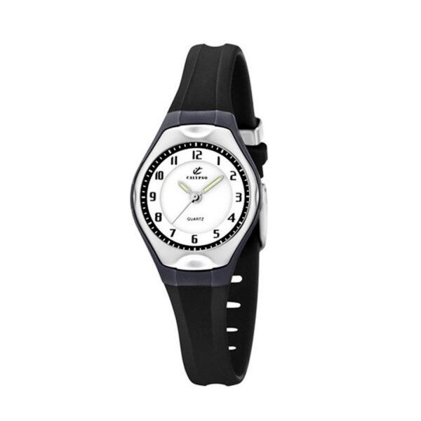 Reloj Calypso Sweet time Unisex K5163-J Correa negra