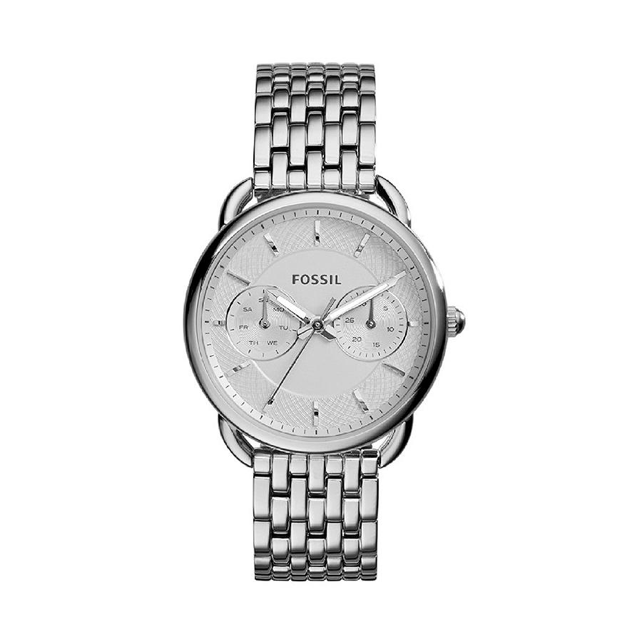 Reloj Fossil Tailor Mujer ES3712 Multifunción acero