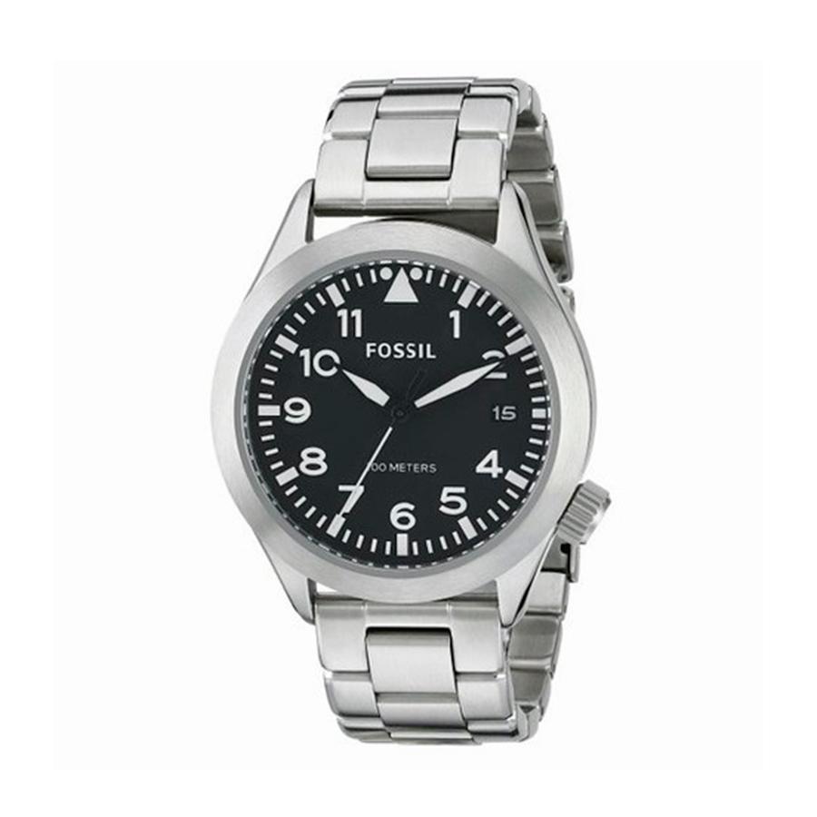 Reloj Fossil The Aeroflite Hombre AM4562 Correa de acero
