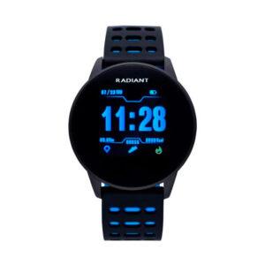 Reloj Radiant Smartwatch Brooklyn Bridge Unisex RAS20102 Smartwatch azul y negro
