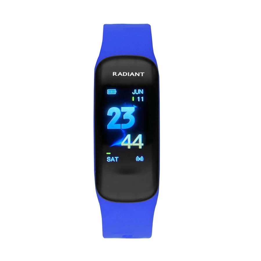 Reloj Radiant Smartwatch Central Park Unisex RAS30102 Smartwatch pulsera azul
