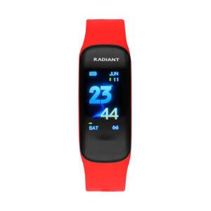 Reloj Radiant Smartwatch Central Park Unisex RAS30103 Smartwatch pulsera roja