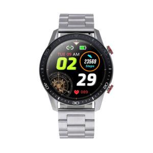 Reloj Radiant Smartwatch Le Baron Club Hombre RAS20503 Acero plateado