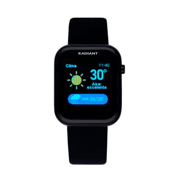 Reloj Radiant Smartwatch Manhattan Mujer RAS10101 Correa Silicona
